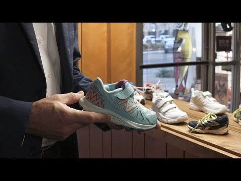 How to Find Shoes That Fit Properly  -  Dresden Beier, DPM - Henry Ford Allegiance Orthopedics