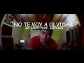 "Mc Santi: ""NO TE VOY A OLVIDAR"" Ft. Santana (Video Oficial)"