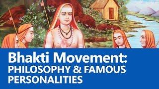 Bhakti Movement: Art and Culture for UPSC CSE/IAS Preparation - Roman Saini