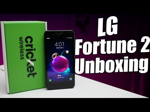 LG Fortune 2 Unboxing & First Impressions