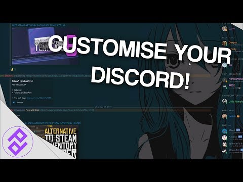 CUSTOMISE YOUR DISCORD WITH BETTER DISCORD