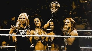 We Are The Four Horsewomen Of WWE