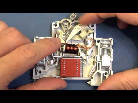 How Does a Circuit Breaker  / Trip Switch Work? -  Pt 1