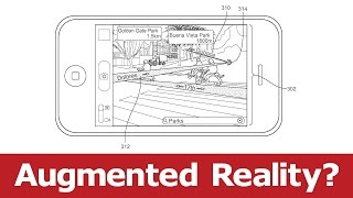Apple's Augmented Reality Project!