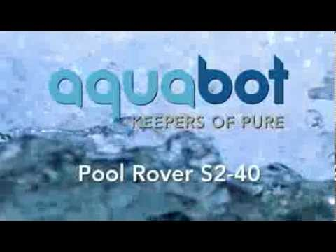 Aquabot Pool Rover S2-40 From Pool Supplies Canada