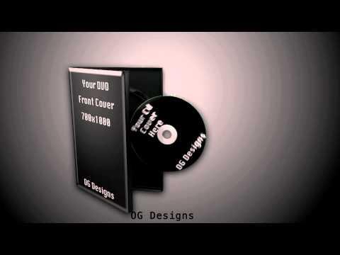 I will make a a 15 sec 3D DVD Box Video 1080p for $5 - Fiverr Gig