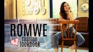 Lookbook: Romwe | Fashion