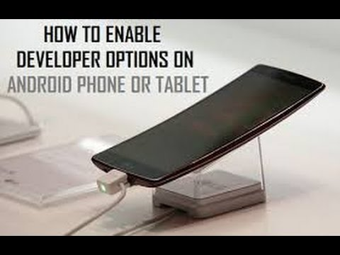 How to enable or disable the Developer Options in Android Mobile    how to set up developer options