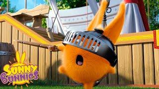SUNNY BUNNIES - Knight in Shining Armour   Season 1   Cartoons for Children