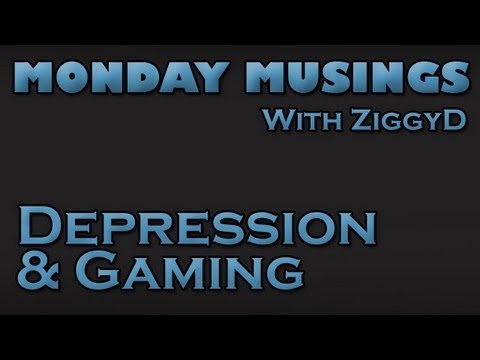 Monday Musings: Depression & Gaming (Plus Some Tips for Breaking the Cycle)