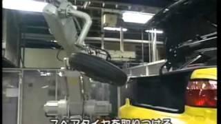 【日本科学技术】汽车生产流程【Japan Science and Technology 】car