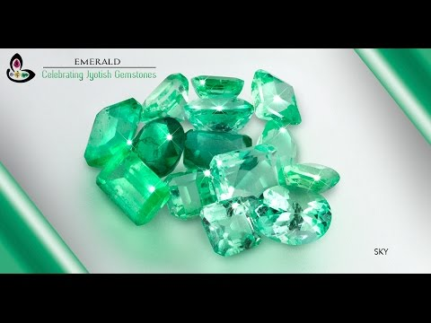 Natural Emerald Lot for Sale Colombian And Zambian Emeralds Sky