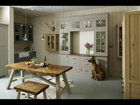Inspirational Vintage Industrial Kitchen Design Projects