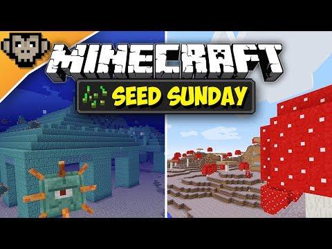 Minecraft 1.12.2 | Safest Spawn In Minecraft | Seed Sunday - Ep261