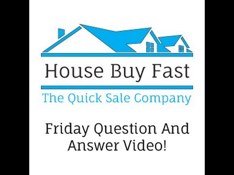 How Much Value Would A Garden Add To My Flat? Friday Q&A Video #8 :1 House Buy Fast