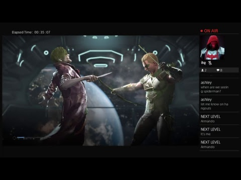 Injustice 2 me and my bro