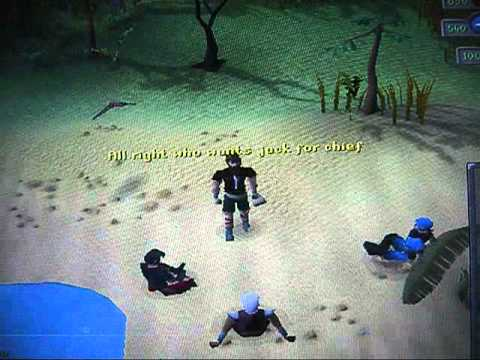 Lord of the Flies: Savagery vs. Civility Act:I (runescape)