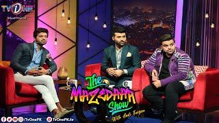 The Mazedaar Show With Aadi Faizan   Fahad Mustafa    TV One