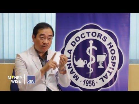 AXA Health Max on MoneyWise Episode 09 Airing Date: 02/13/2016