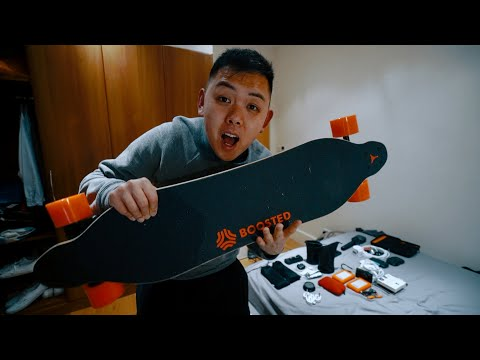 BUYING A BOOSTED BOARD IN LONDON