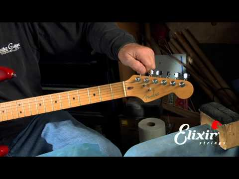 Setting Up Your Stratocaster Guitar: Intonation Adjustment (Step 4 of 4)