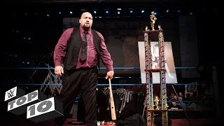 Trophy Trashings: WWE Top 10