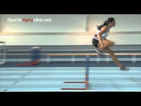 Hamstring Strain - Explained in a Minute