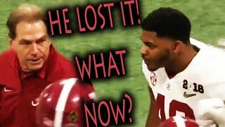 What Will Happen to Mekhi Brown? The Player That Lost it During The National Championship!