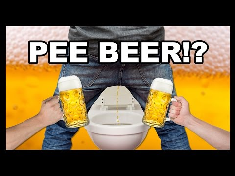 There's Beer Made from Pee?!?!?! (And No, It Isn't Coors Light.) - Food Feeder