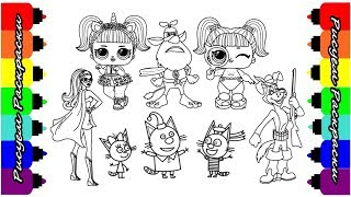 рисуем кукол лол Videos 9tube Tv