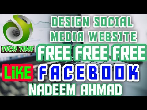 How To Make A Social Networking Website Like Facebook | Create Chatting Website || Hindi/Urdu ||