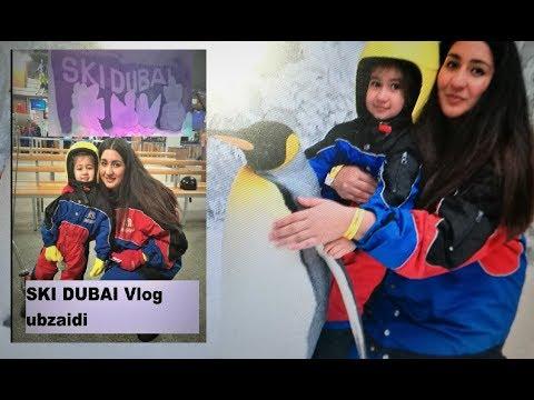 Inside Ski Dubai, Meeting Penguins in World First Indoor Ski Resort - Things to do Dubai