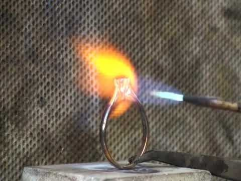 What will happen if you burn a diamond