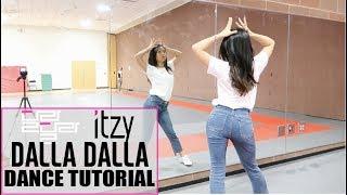 Download ITZY ″달라달라(DALLA DALLA)″ Lisa Rhee Dance Tutorial Video