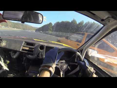 13.11.17 グランツ走 富士ドリパ 3 松山北斗目線 ドリフト 接触多数 ただの事故