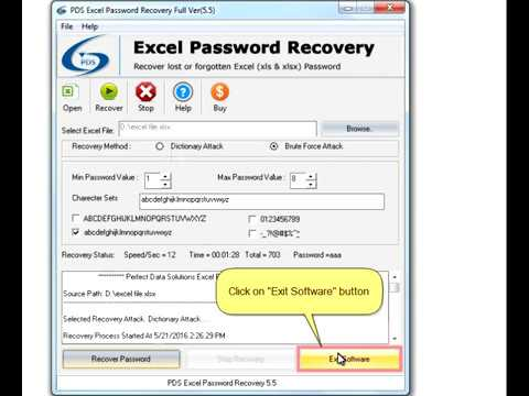 excel password recovery lastic registration code