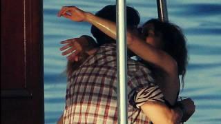 Johnny Depp Kissed Vanessa Paradis !! True Love