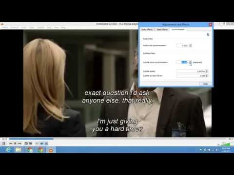 How to Synchronize Subtitles in VLC Media Player