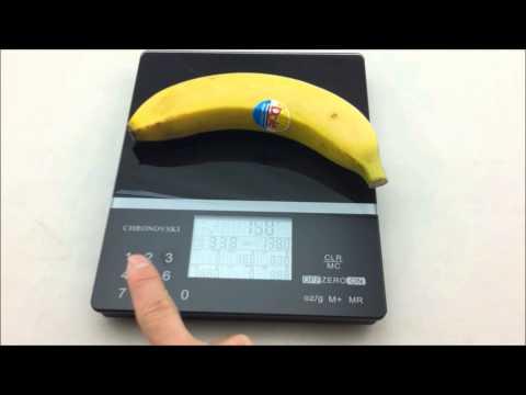 Chronovski Nutrition Scale
