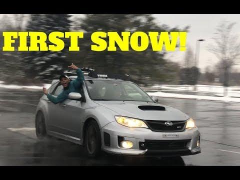 WRX Owner BLOWS ENGINE! Snowdrift '17 Ep.1