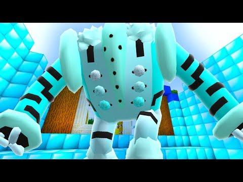Minecraft Pixelmon ★ DIAMOND AURA REGIGIGAS!  (Minecraft Pokemon Mod) #7