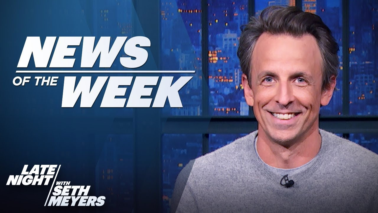 Republicans Oust Cheney, Pfizer Vaccine Approved for Teens: Late Night's NewsoftheWeek