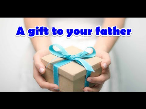 Father's Day Gift Ideas-The Best Gift For Dad!