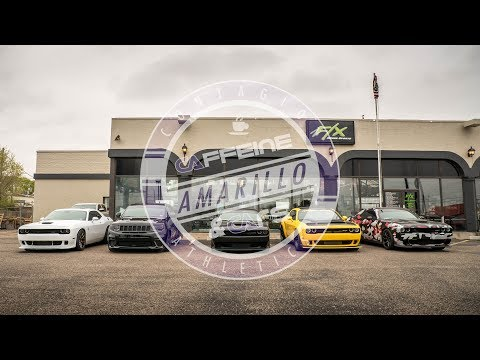 Caffeine and Cars at FX Motorsports Presented by Contagion Athletics feat. 80 Eighty R32