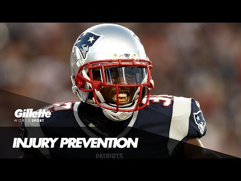 NFL Injury Prevention with Devin McCourty | Gillette World Sport