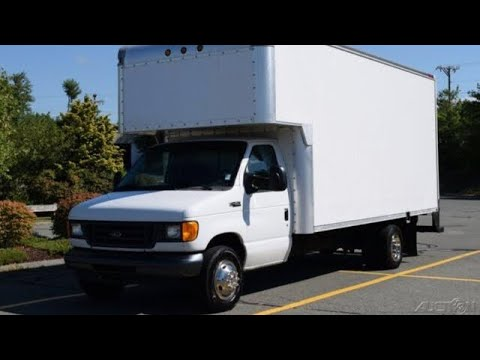 Why Buying a Ford 6.0 Diesel Box Truck Was a Big Mistake after Taking 1 Year off From Expediting