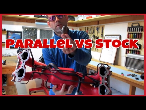 Subaru DIY:  Parallel Fuel System vs. Stock Fuel System - Help Protect YOUR Engine!