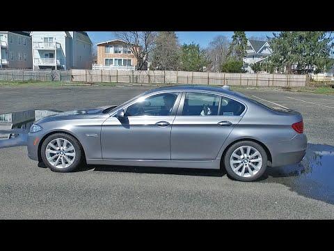My loaner BMW 535xi