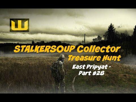 STALKERSOUP Collector - Treasure Hunt - East Pripyat (109996)