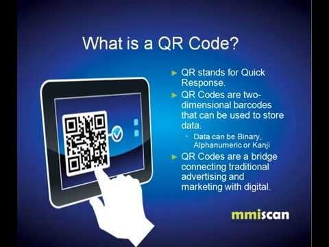 MMiScan Dynamic QR Codes